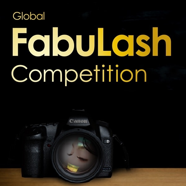 Fabulash Competition Eyelash 2019